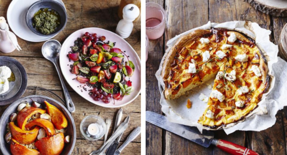 25x vegetarische recepten om deze herfst uit te proberen