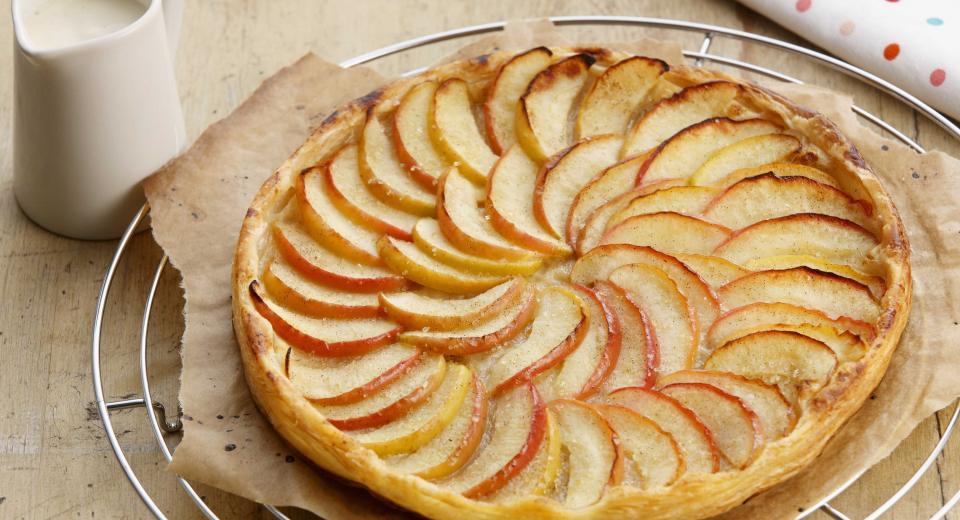 Zo wordt je appeltaart niet té sappig