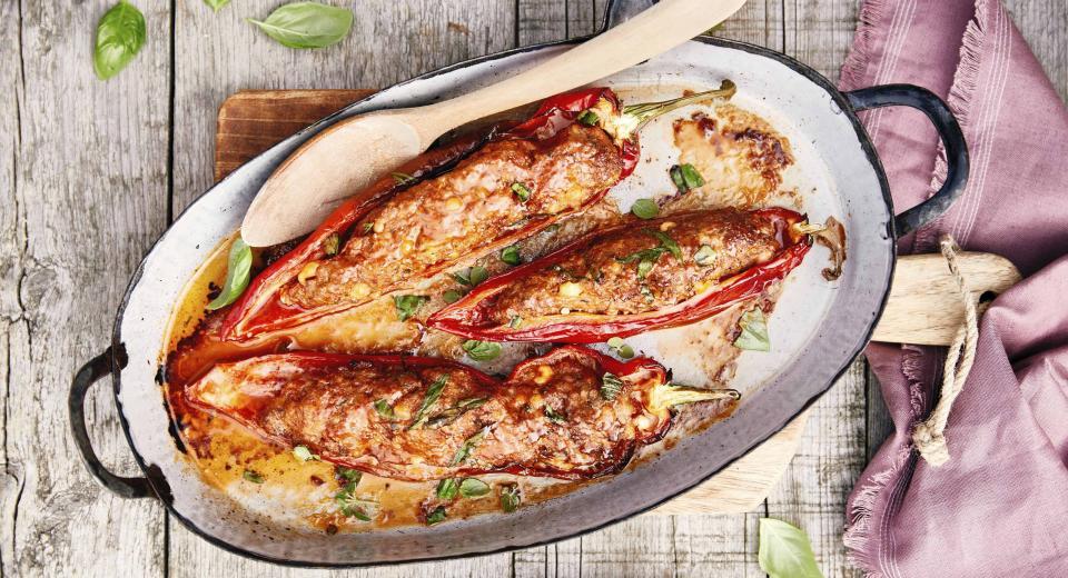 12 recettes avec du poivron