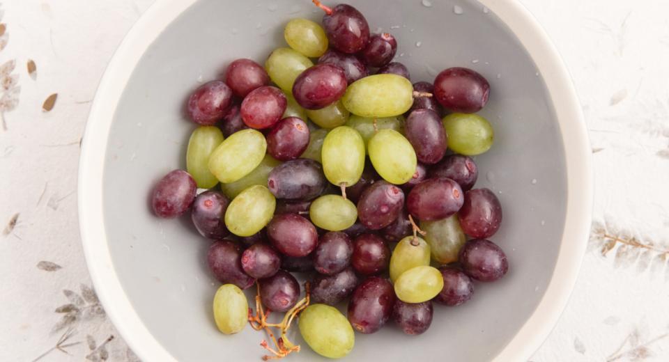 Wat is het gezondste: de witte of blauwe druif?
