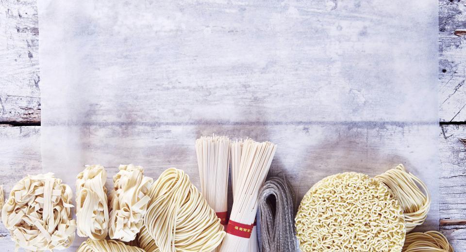 Cuisine asiatique: on fait le point sur les différents types de nouilles