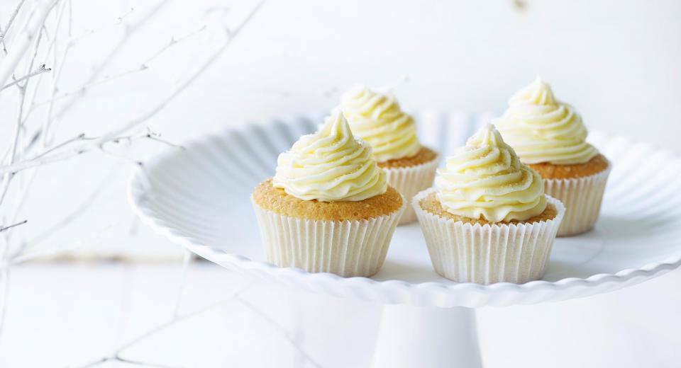 Noël: 16 desserts blancs comme neige