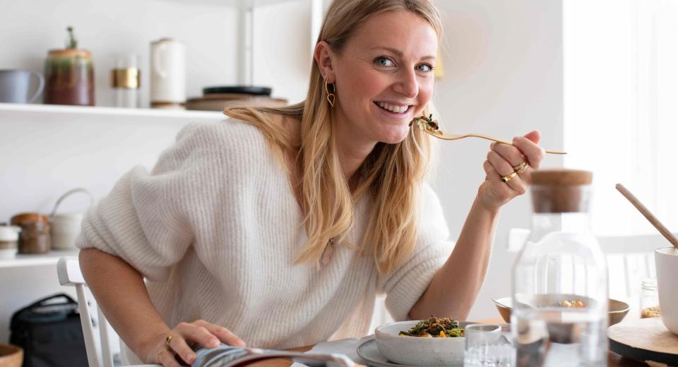 5x volwaardig plantaardig: tips van blogster Annelies Deleu