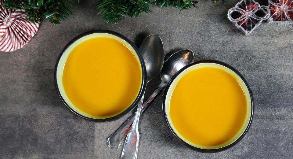 Zoete aardappel: altijd goed, ook in soep!