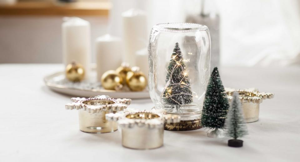 Dit jaar gaan we voor een Pinterest kerst
