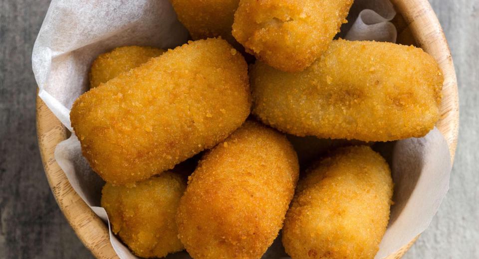 Zo maak je de perfecte aardappelkroket
