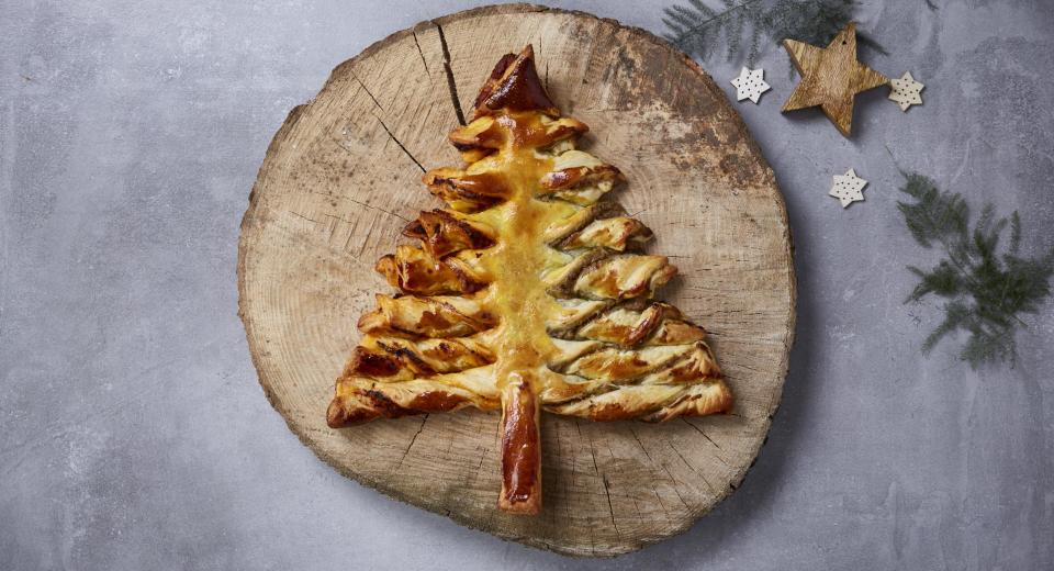 Lekkere receptjes met deeg voor kerst