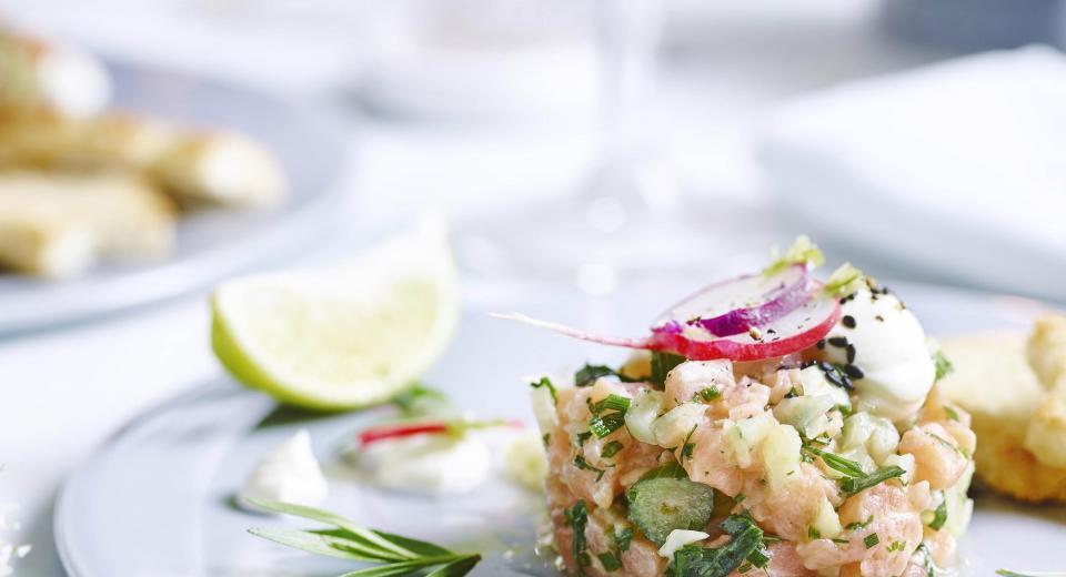 15 recettes avec du saumon fumé