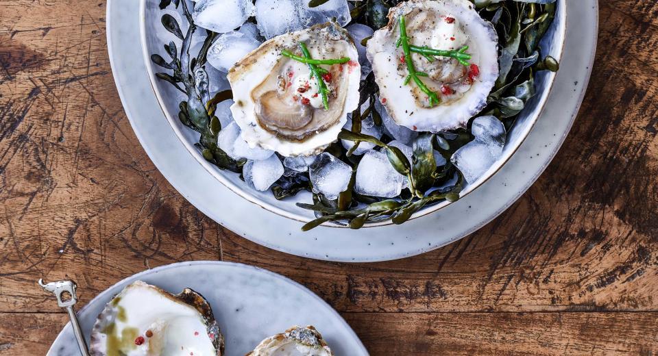 Zo gebruik je een oestermes
