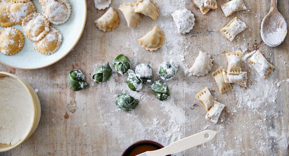 Gevulde pasta: zo maak je 'm zelf