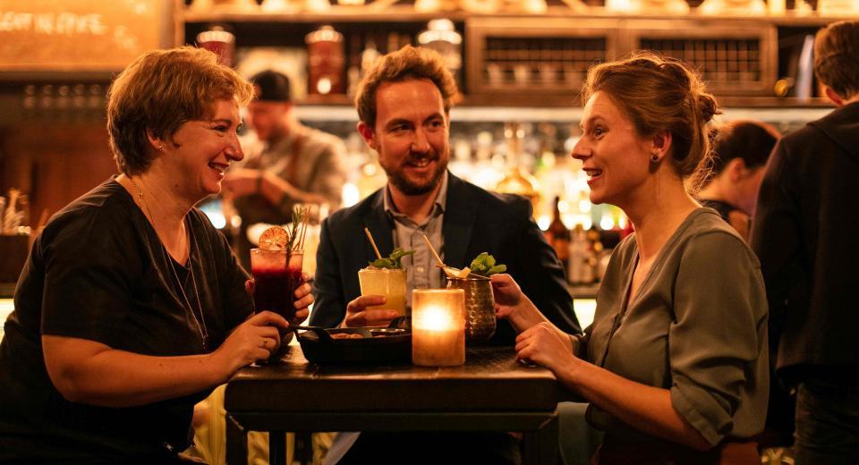 10 cocktailbars voor je uitgetest