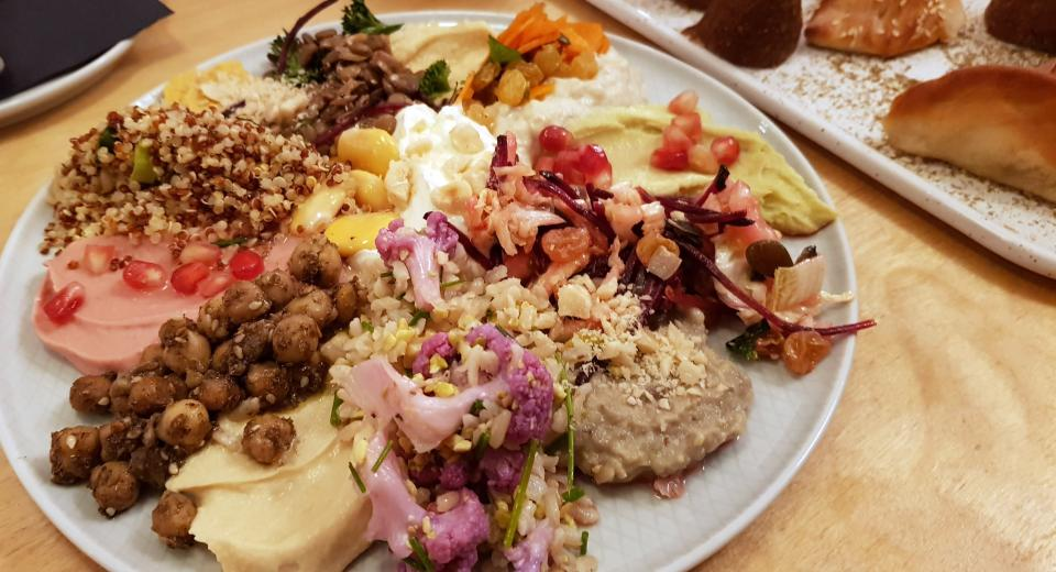 Testé et adoré: SemSom, Libanais moderne, coloré et savoureux