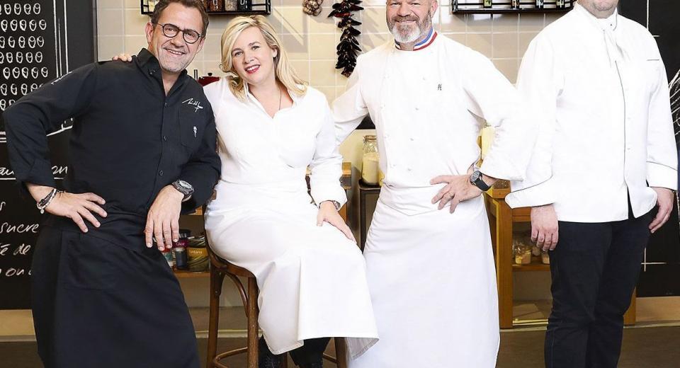 3 Belges dans la nouvelle saison de Top Chef!