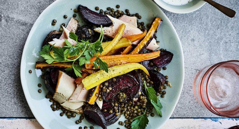 20 salades composées parfaites pour l'hiver