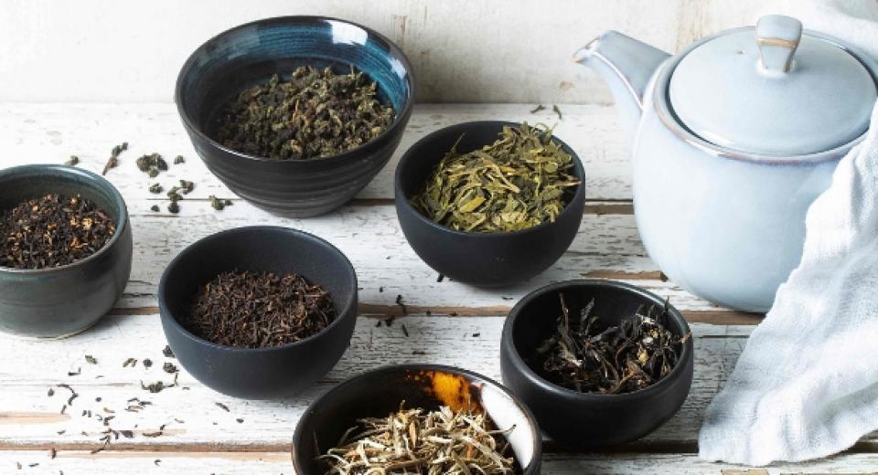 Witte, groene, zwarte... Welke thee kies jij?