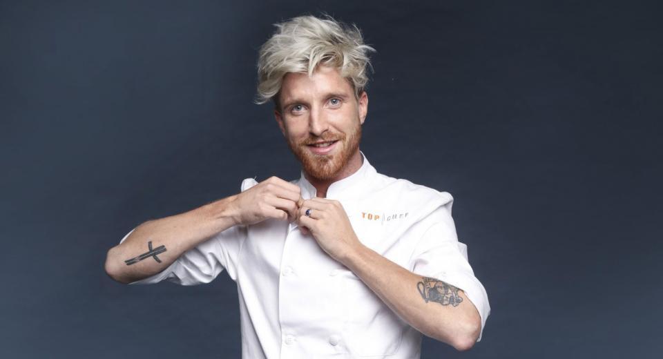 """Paul, le candidat bruxellois de Top Chef saison 10: """"Ils ont dû me convaincre de participer au concours"""""""