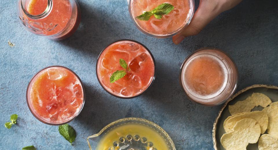 Inslaan voor Tournée Minérale: lekkere alcoholvrije drankjes