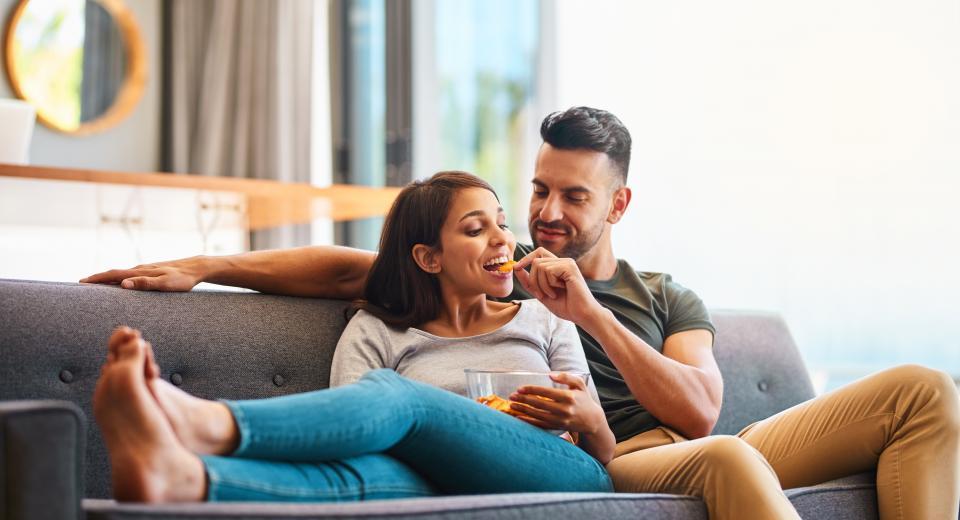 6 romantische valentijnsfilms met bijpassende gerechtjes