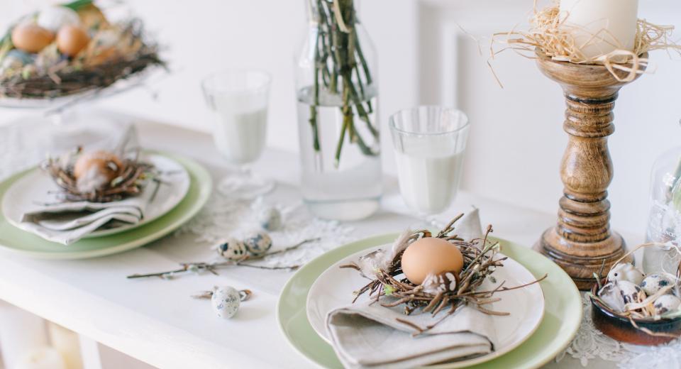 Menu de Pâques: 24 recettes, de l'apéritif au digestif!