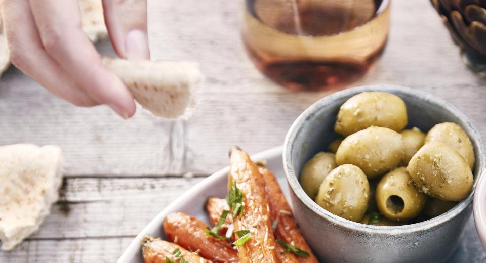 16 recettes faciles à préparer pour l'apéro