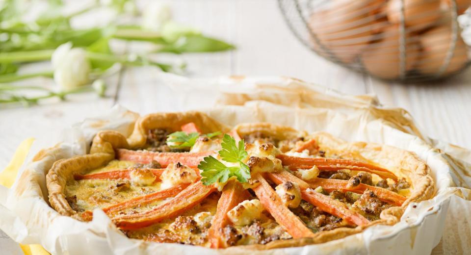 12 budgettoppers met wortel