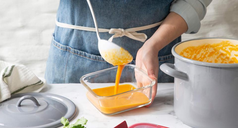5 redenen waarom mealpreppen een goed idee is