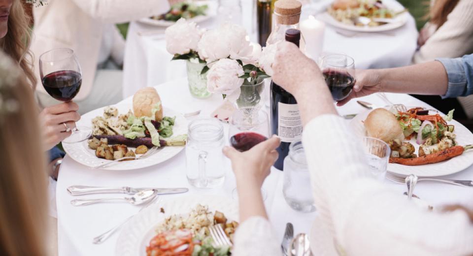 10 toptips voor je lentefeesten