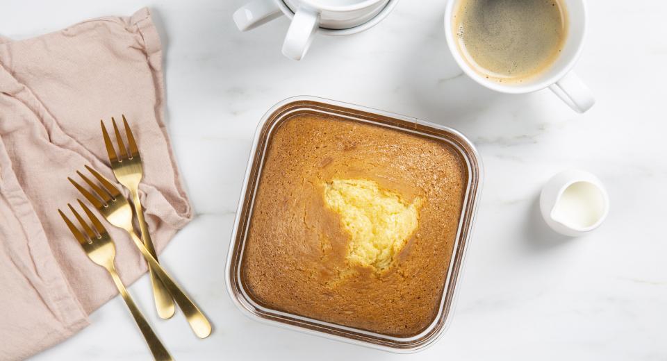 Onze ultieme timesaver: cake uit de diepvriezer