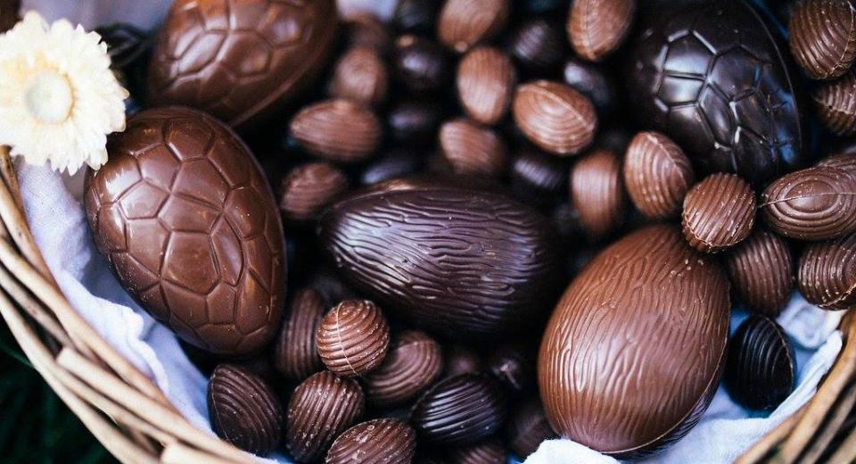 Pour sauver le monde, on achète: des œufs en chocolat en vrac et sans emballage