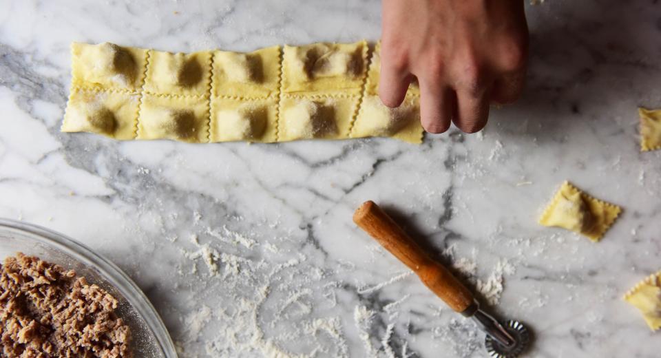 Comment faire des raviolis maison? La recette étape par étape!