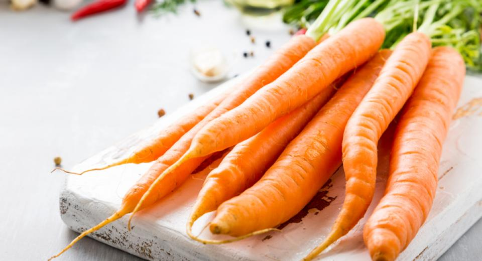 Waarom je altijd een zak wortelen in huis moet hebben