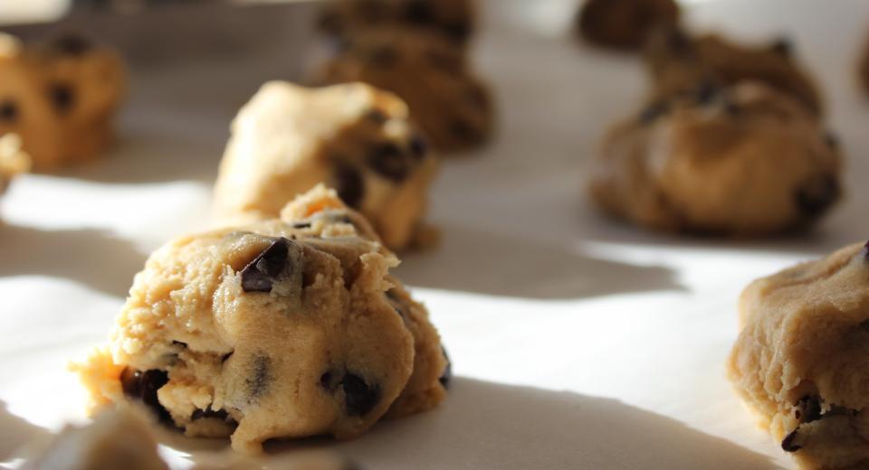 Ben and Jerry's vend sa cookie dough version bouchées!