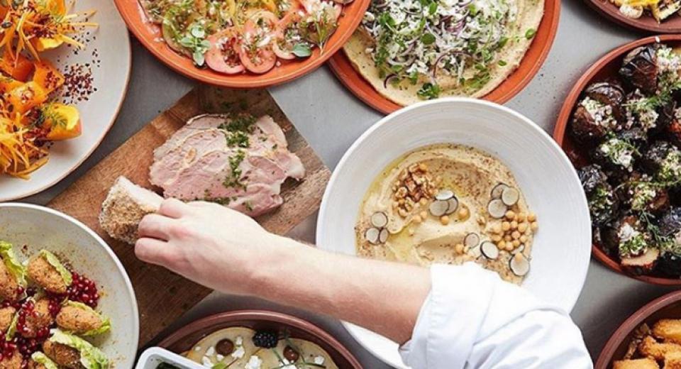 4 restaurants belges dans le top 10 mondial des meilleurs restaurants de légumes