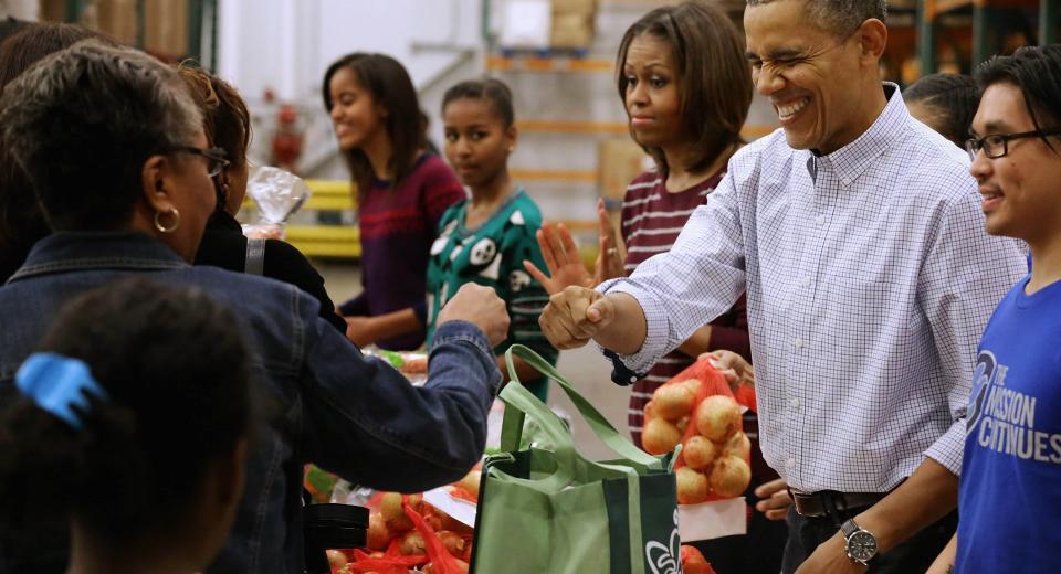 Le couple Obama va lancer sa série food sur Netflix