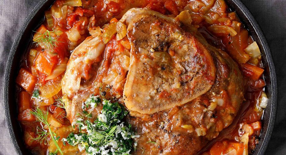 Ultiem recept: ossobuco alla milanese