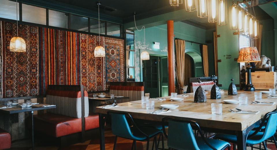 5 adresses stylées pour manger à Édimbourg