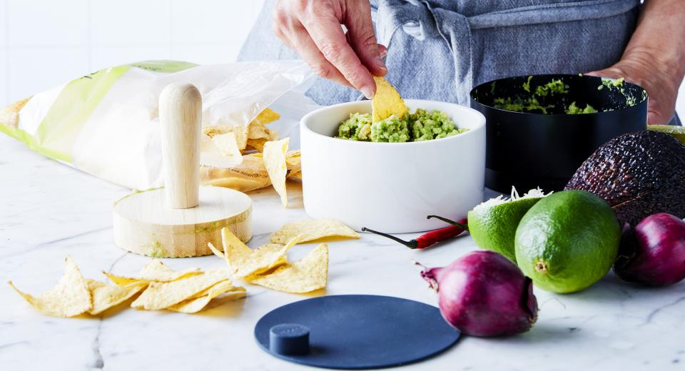 Zo maak je de perfecte guacamole