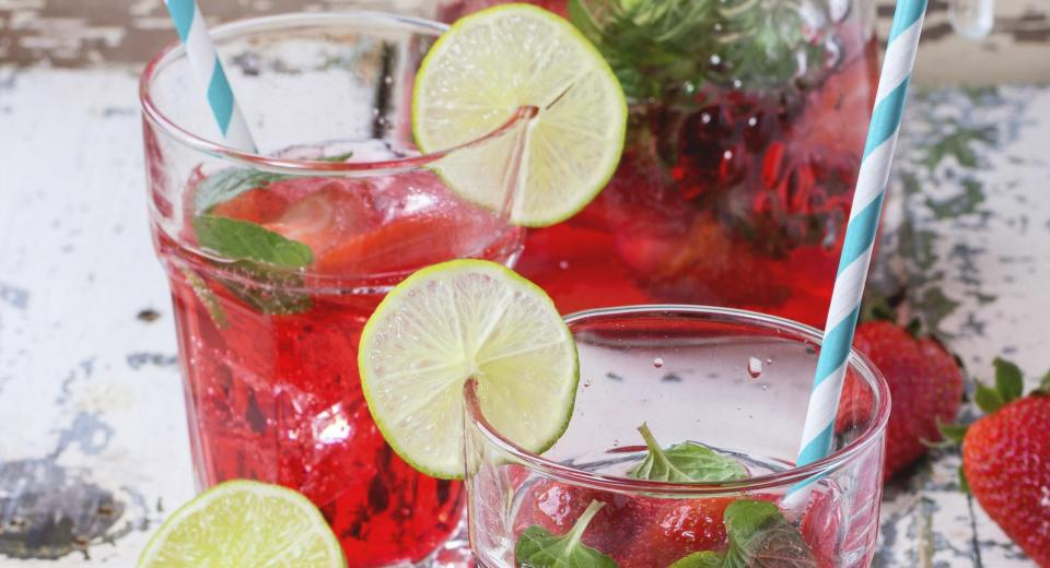 12 cocktails parfaits pour l'été