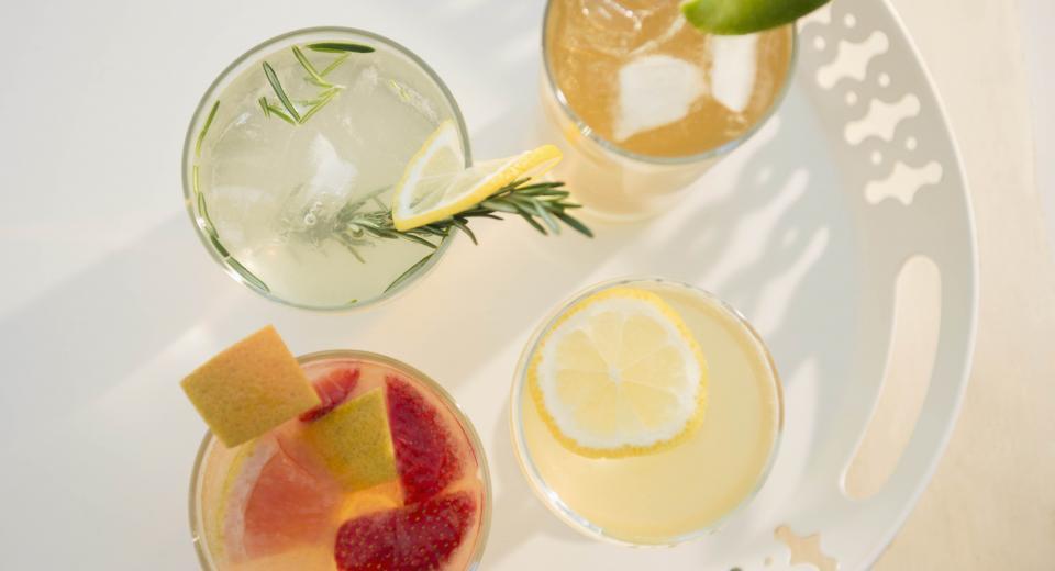 Cocktails: 4 recettes classiques pour l'apéro