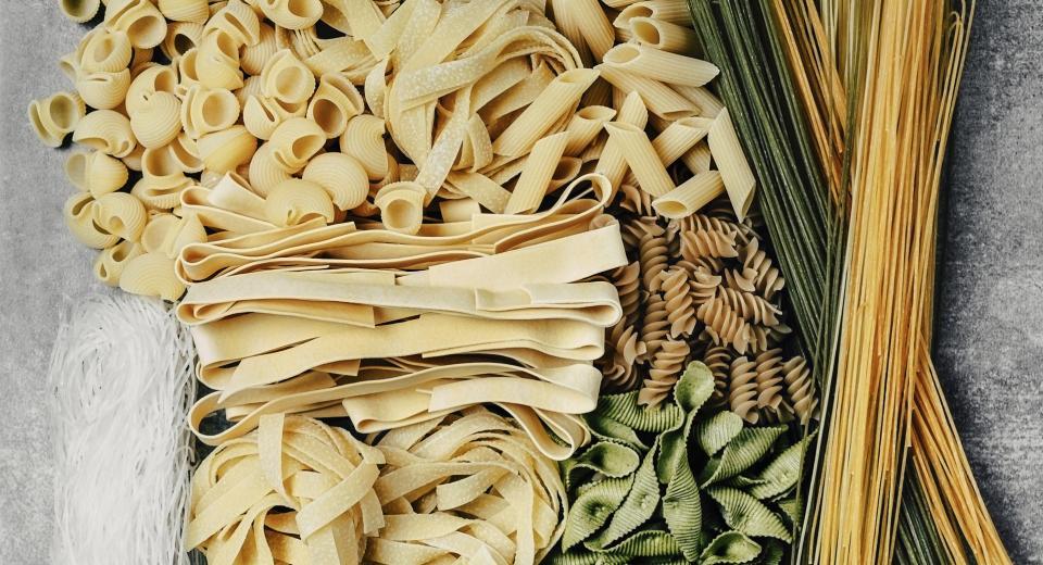Ken jij alle verschillende soorten pasta?