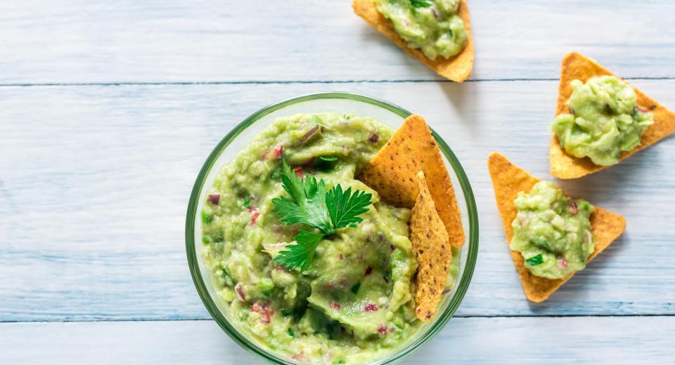Comment empêcher du guacamole de noircir?