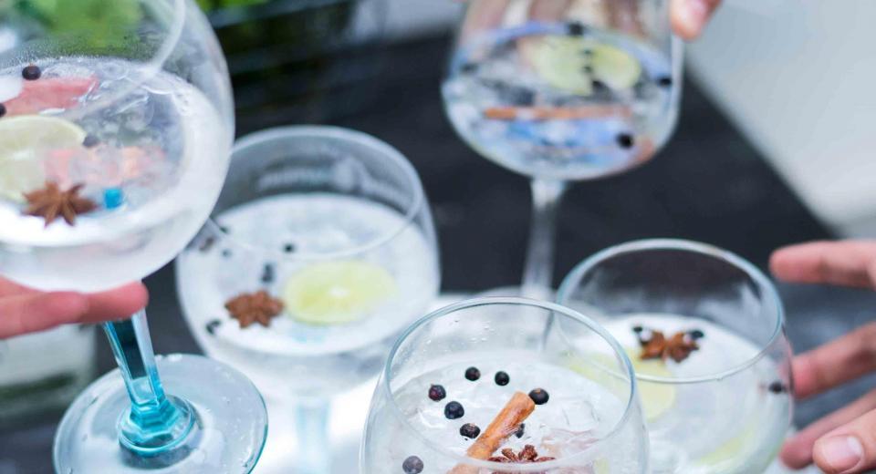 5 étapes pour réussir un gin tonic