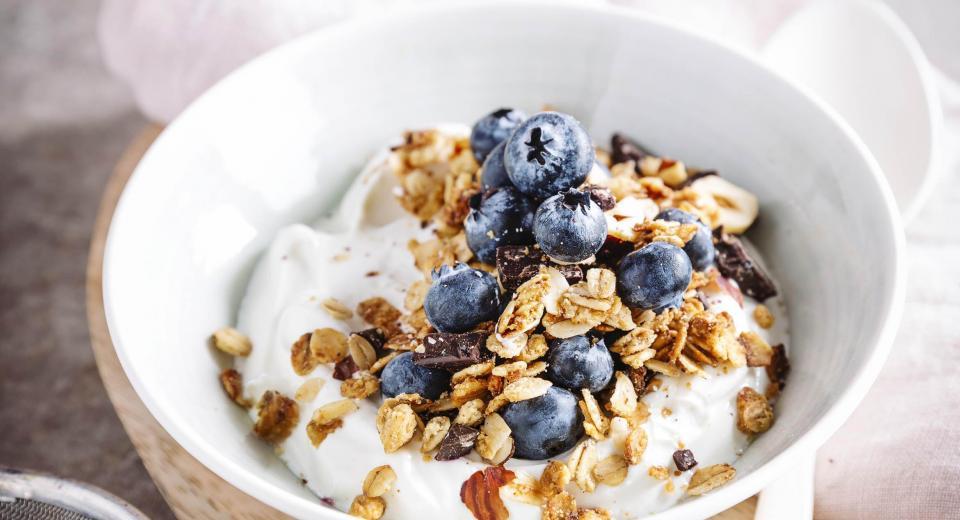 10 recettes de granola pour le petit déjeuner
