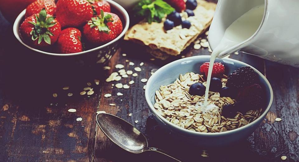 6 manières de déguster des flocons d'avoine