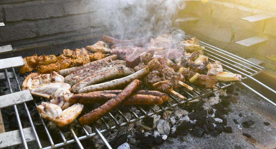 """Conseil de chef: """"Ne placez pas votre viande n'importe où sur la grille du barbecue!"""""""