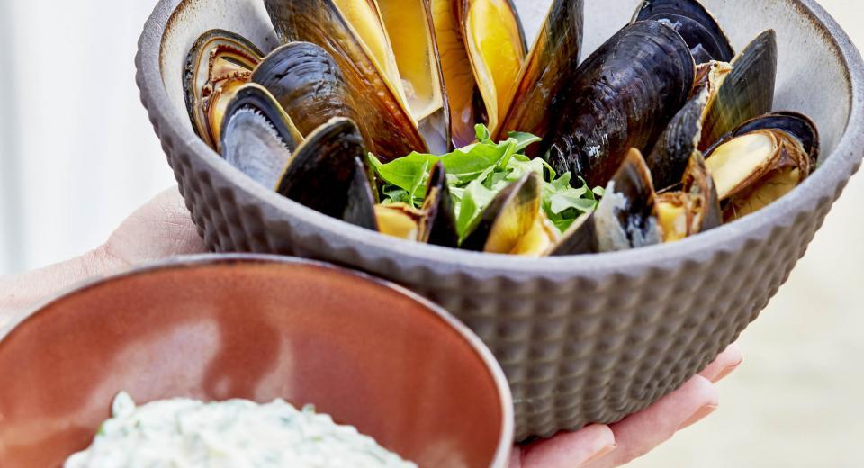"""4 recettes spéciales """"mer du Nord"""" par le chef David Martin"""