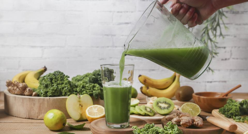 9 jus et smoothies verts pour faire le plein de vitamines