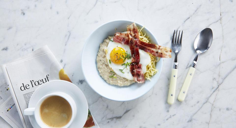 4 recettes de petit-déjeuner avec des flocons d'avoine