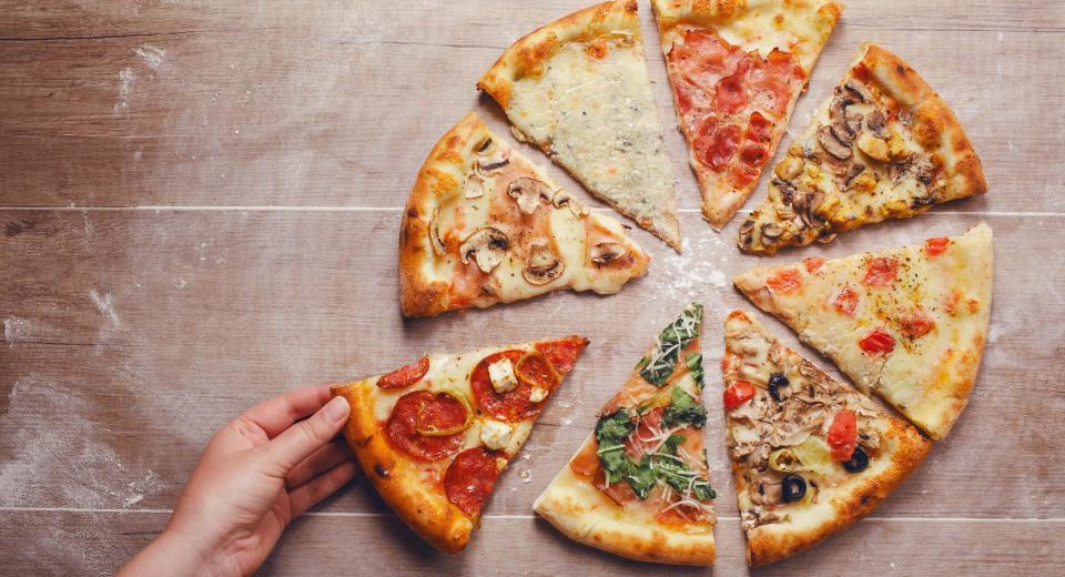 Pour le petit déjeuner, la pizza est meilleure que les céréales!