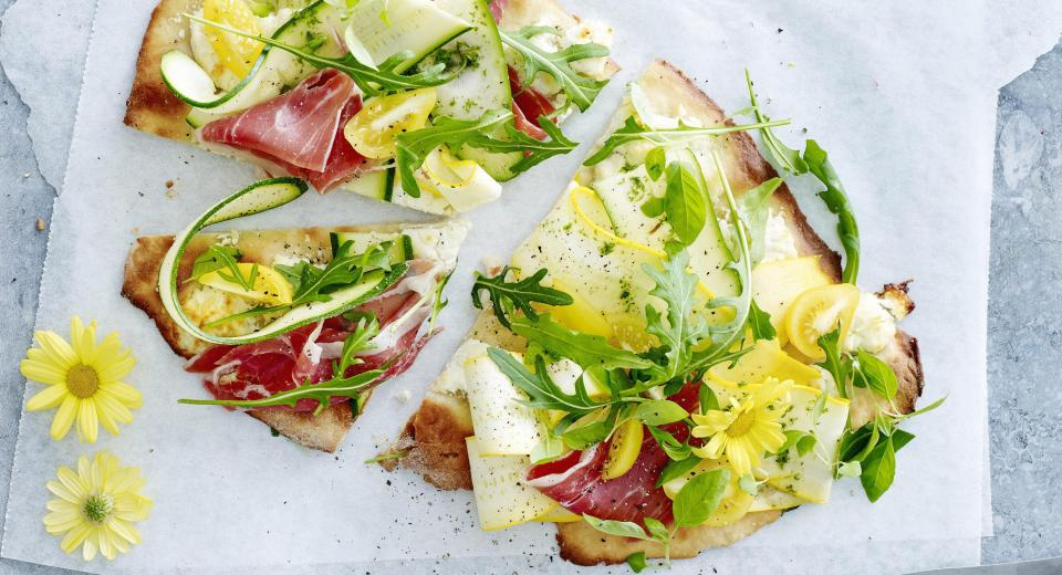 Nos meilleures recettes de pizza